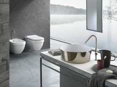 Home - Production of designer sanitary appliances in ceramic, bathroom furnishings and accessories - Hatria Srl