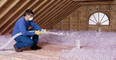Attic Insulation – A Tiny Measure that brings forth Enormous Benefits #atticinsulation #energysaving