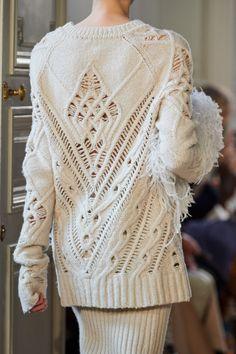 Altuzarra, Ready-To-Wear, Париж Knitwear Fashion, Knit Fashion, Sweater Fashion, Fashion Fashion, Fashion Details, Fashion Design, Jumpsuit Pattern, Fall Sweaters, Apparel Design