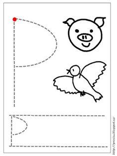 Pro Šíšu: Abeceda píšeme písmena Montessori, Preschool, Snoopy, Printables, Education, Logos, Creative, Fictional Characters, Alphabet