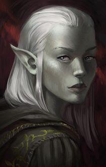 Pale elves - Pillars of Eternity