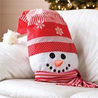 Frosty Pillow, so cute, I love snowmen  	  	  Shop        home      >      November/December 2008      >      Frosty    	     Frosty  Linda Griepentrog  	  5 people love this