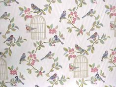 iLiv song bird fabric