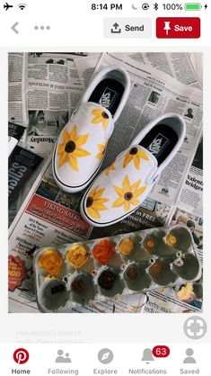 best sneakers 63522 2bc21 Painted Shoes, Painted Vans, Painted Clothes, Cute Shoes, Me Too Shoes,
