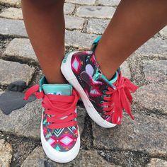 kid sneakers #NYCstreetstyle #scoutstyle