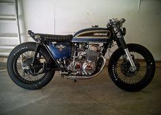 1975 Honda CB 750 by Mike Salek, via Flickr