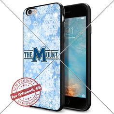 Case Mount St. Mary's Mountaineers Logo NCAA Cool Apple iPhone6 6S Case Gadget 1343 Black Smartphone Case Cover Collector TPU Rubber [Snow] Lucky_case26 http://www.amazon.com/dp/B017X13D0W/ref=cm_sw_r_pi_dp_xOmtwb152QHVX