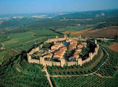 Monteriggioni! Yes please :)