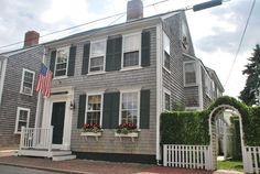 Nantucket, Massachusetts: Nantucket is the quintessential American summer town.