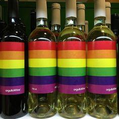 orgulloWine ya disponible en Master Supermercados en Brasil  ¡Muchas gracias a Vicente Diez por esta foto!