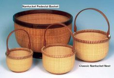 Association of Michigan Basket maker By Kathleen Myers