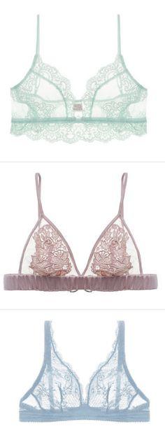 966358ad8f Pastel lingerie delicates Gorgeous Lingerie