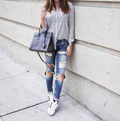 20 easy outfit ideas - Armoire de mode