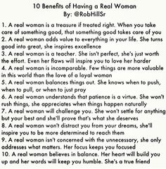 Rob Hill Sr quote 10 benefits of having a real woman. The many shades of day to day change requires a balanced view on both sides. Great Quotes, Quotes To Live By, Me Quotes, Inspirational Quotes, Moment Quotes, Motivational, Journey Quotes, People Quotes, Rob Hill Quotes