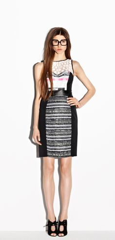 We've got a dress crush on @M ! by Michelle Smith Come #shop the new #Fall #MILLY collection at #Tootsies!