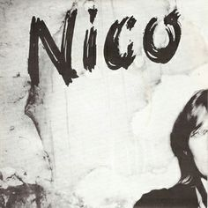 Nico 'Heroes' Record Cover