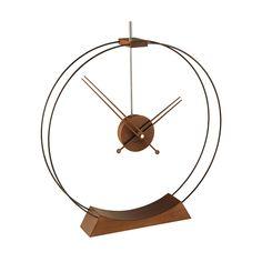 Nomon Double Rings Desk Clock