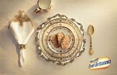 """Looooove it! Francesca Davies, Weetabix marketing manager, said about this campaign: """"Weetabix is the best British breakfast for big, busy days. This Sunday is going to be a particularly busy day for her Majesty and we wanted to acknowledge that! We're really proud of our British heritage, particularly as we're celebrating our 80th birthday this year."""""""