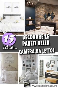 25+ best Idee camera da letto | Bedroom images on Pinterest in 2018 ...