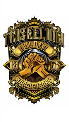 5cb7c4b28 #triskelion #tau gamma #wallpaper #gold #50 #android #iphone #jheretski  #deviantart