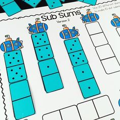 Do you have some problem solvers who need a challenge in your class? Check out Go Go Dominoes! There are 15 different games included to stretch your little math minds! https://www.teacherspayteachers.com/Product/Mystery-Math-Dominoes-2361053
