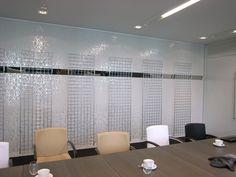 Fashion Retail Head Office, London. Leaf - White Silver.