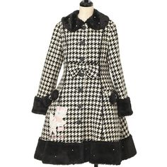 Angelic Pretty, Applique, Victorian, Dresses With Sleeves, Chocolate, Coat, Long Sleeve, Shopping, Products