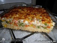 My Recipes, Cooking Recipes, Favorite Recipes, Healthy Recipes, Healthy Food, Quiche Muffins, Hungarian Recipes, Hungarian Food, Fajitas