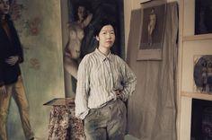 by Jasper Clarke. Winner of the 4th photographic portrait prize '11.