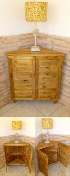 Stylish Diy Wooden Pallets Ideas