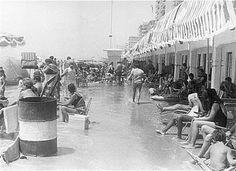 Temporal y mareas Nostalgia, Fair Grounds, Street View, Fun, Travel, Wave, Old Photos, Cruises, Philippines