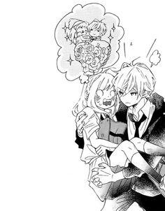 Cute manga couple