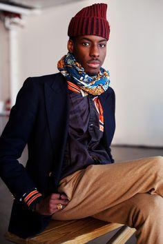 Abdoul Diallo, born December 23rd, is a Capricorn on the cusp of Sagittarius.