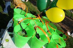 John Deere Green/Farm Party | mommyapolis