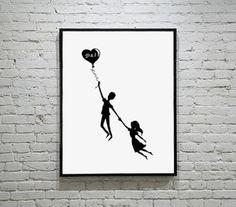 Soaring Love Handmade Original Papercut First di DreamPapercut