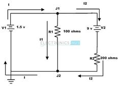 Kirchhoff's Laws #Electronics #Voltage #Current #Physics #STEM #SkillsGap #MAKE