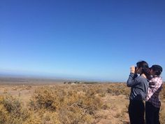 Spotting ostriches in the distance... #capetownvolunteer #ctrci