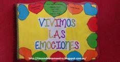 """¡Hola a todos, de nuevo!   Este trimestre, aunque ya está llegando a su fin, ya sabéis que estamos trabajando el proyecto de """"Las emociones""""... Spanish Activities, Emotional Intelligence, Homeschool, Teacher, Mindfulness, Classroom, Day, Kids Psychology, Maps"""