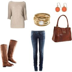 i think i just need to invest in some tan boots and a tan bag...my wardrobe would be complete.
