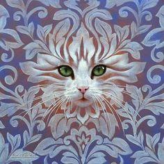 Paisley cat
