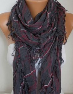 #A_scarf_changes_everything - ( Fashion Scarf Scarves )