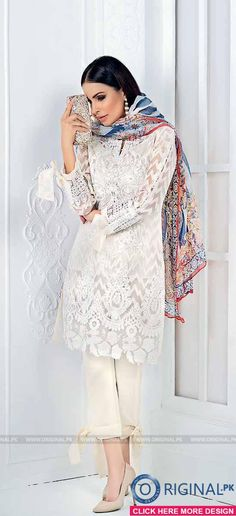 Gul Ahmed FE06 Luxury Festive Collection 2017 1