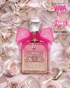 Switch up your signature scent to ensure you leave an impression long past Valentine's Day #RoseEveryday #spotlight @juicycouturela