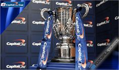 Premier League leaders Chelsea will face Tottenham Hotspur in Capital One Cup final at Wembley Stadium on 1 March. For more detail visit http://blog.gofootballtickets.com/chelsea-face-tottenham-hotspur-in-capital-one-cup-final/