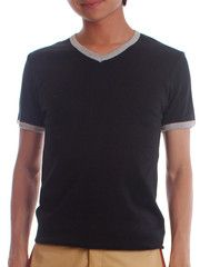 V-Neck T-Shirt | $19