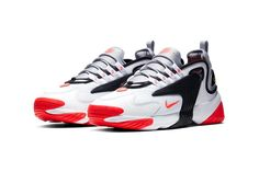 the latest 1559f 3a313 Nike Zoom 2K  White Wolf Grey Black Infrared 23    HYPEBEAST