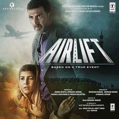 Airlift  (2016) DM -  Akshay Kumar, Nimrat Kaur, Feryna Wazheir