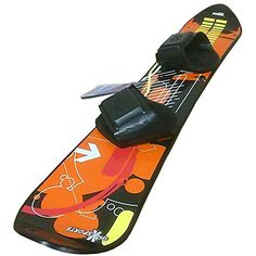 Echos 110cm Freeride Style Beginner's Kid's Snowboard    *  $74.99 & FREE Shipping