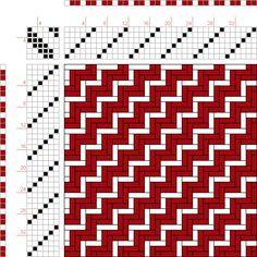 draft image: Page 172, Figure 2, Orimono soshiki hen [Textile System], Yoshida, Kiju, 6S, 6T