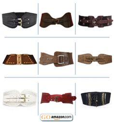 The Best Oversized Wide Belts